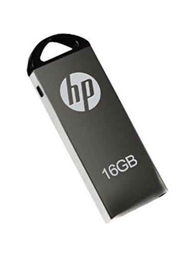 HP HPFD220W-16 16GB Pen Drive (Silver/Black)