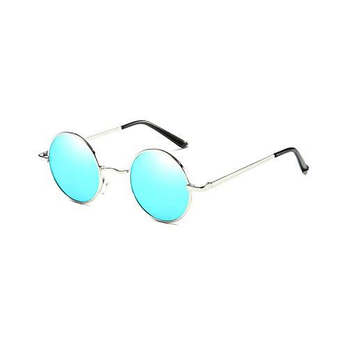 Sport-Sonnenbrillen, Vintage Sonnenbrillen, New Polarized Sunglasses Classic Brand Design Männer WoMänner Metal Round Sun Glasses Driving Glasses Gafas UV400 Eyewear 04
