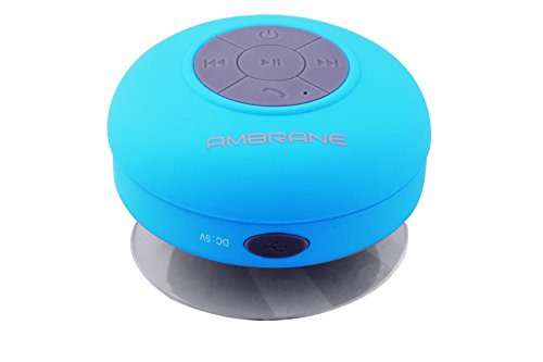 Ambrane Portable Bluetooth Speaker BT-3000 Blue  available at amazon for Rs.499