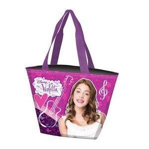 Borsa Shopping a cestino Violetta Disney - Chitarra