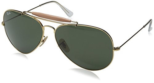 Ray-Ban Sonnenbrille OUTDOORSMAN II (RB 3029 L2112 62)