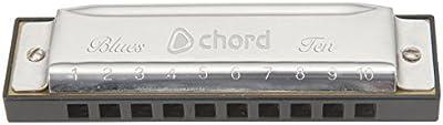 Chord Blues Ten Harmonica Bb