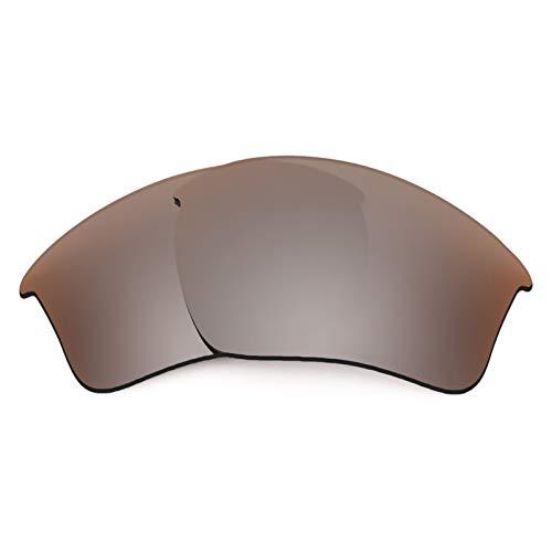 Revant Ersatzlinsen für Oakley Half Jacket 2.0 XL Polarisierung Elite Flash Bronze MirrorShield®