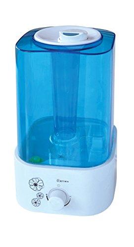 JA Ultraschall-Luftbefeuchter Klimaanlage Luftbefeuchter Luftreiniger Ultraschall-Zerstäuber Luftbefeuchter,Blau