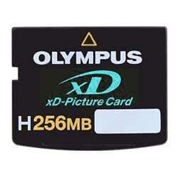 Olympus 256MB XD Picture Card Type H inc Panorama Function