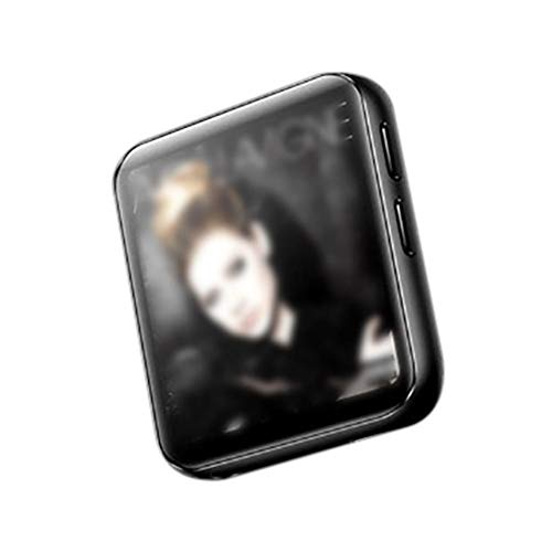 TUANMEIFADONGJI Tragbarer MP3-Musik-Player 8G Vollbild Bluetooth MP4-Player Touch Control Kleines Mini-E-Book Lesen von Videowiedergabe FM-Radio für Sport-Fitness-Laufen (Gear Parrot Head)