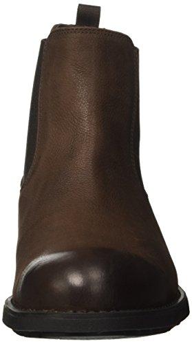 BATA 8943233, Stivali Chelsea Uomo Marrone (Marrone Chiaro)