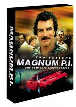 Magnum PI - Series 2 (Region 2) (Import)