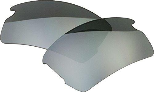 Ersatz-Objektive für Oakley Flak 2.0Asian Fit Sonnenbrille, Slate Mirror