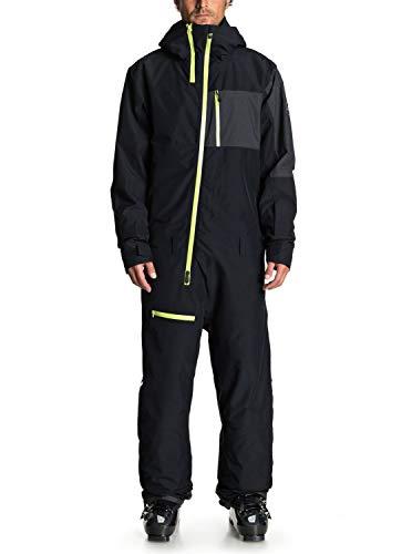 Quiksilver Corbett - Snowsuit for Men - Schneeanzug - Männer - L - Schwarz