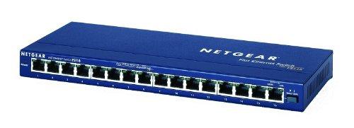 NETGEAR FS116GE Fast-Ethernet-Switch Unmanaged
