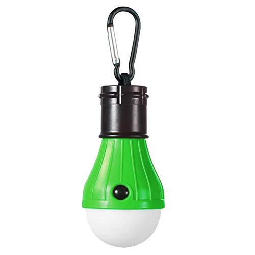 LED-Zeltlampe Camping Light Mit Bergsteiger Schnalle Tragbare Laterne Für Zu Hause Outdoor Camping Light Portable Camping Tent Light Mini Wasserdichter Notlicht Haken,Green