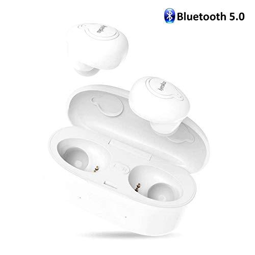 d3b05b957e6 Bluetooth Headphones Wireless Headphones Earphones, iyesku Bluetooth 5.0  Ear Buds Headphones Wireless with 15H Playtime