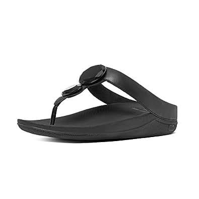 33745d3206e17 Fitflop Women s Luna Pop T-Bar Sandals