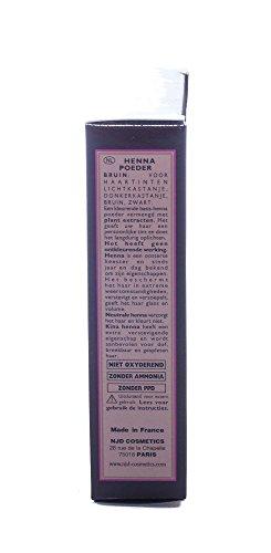 Brown Henne Natural Henna Hair Colouring Dye Powder