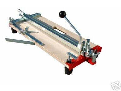 Heka Profi Holz Fliesenschneider HP für Wand- und Bodenfliesen Schnittlängen: 370-1000 mm Diagonale Schnittlänge: 260-870 mm Plattenstärke: bis 12 mm (Schnittlänge: 610 mm)