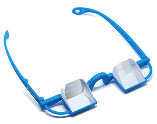 Lepirate Sicherungsbrille 2 neues Model der berühmter Kletterbrille Blue
