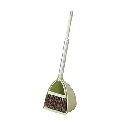 Alien Storehouse Creative Commercial/Haushaltsreinigungswerkzeuge Mini Besen und Kehrschaufel Kunststoff Griffe Sweep Sets#I