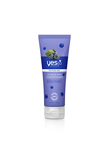 Yes To Blueberries Smooth and Shine Conditioner for Frizzy Hair 280 ml