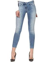 Denny Rose Pantaloni Jeans Donna Push-up Primavera Estate 2018 811SJ26001 8e50d5035211