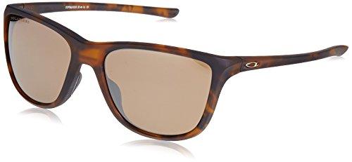 Oakley Damen 0OO9362 Sonnenbrille, Gold (Matte Brown Tortoise), 55