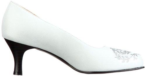 Diavolezza ERIC 7011, Damen Pumps Silber (Silver)
