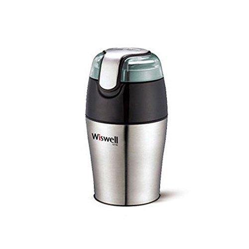WISWELL Semi Automatic Espresso Machine Milk Steamer DL-310 & & Simple English User's Guide (Sp-7426)