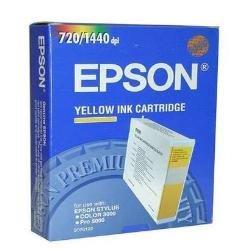 Epson Stylus Color C13S020122 Cartouche d'encre d'origine Jaune 3000/Pro 5000