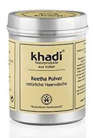 Khadi- Poudre de soin lavante - avorise la pousse des cheveux réduit la chute des cheveux en renforçant la racine