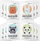 Look at me - Máscaras faciales prémium con sobre...
