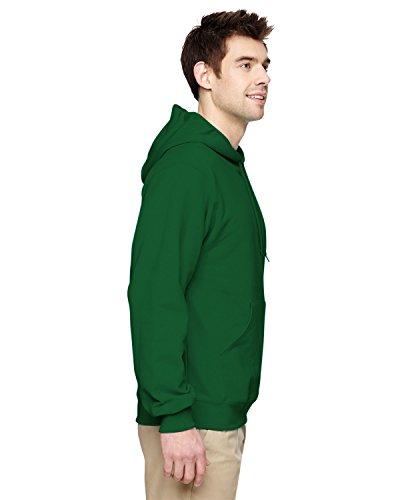 Wei§er Fu§ball auf American Apparel Fine Jersey Shirt grün - Rosa