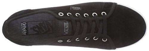 Vans ROWAN Damen Sneakers Schwarz ((MTE) black/white)