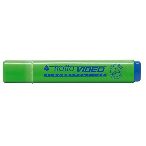 Tratto 8305 02 evidenziatore video, 1-5 mm, confezione 10