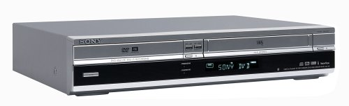 Sony RDR-VX 410 VHS/DVD-Rekorder Silber (Sony Vhs Dvd Recorder)