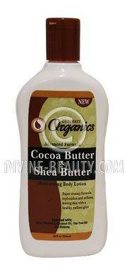 Ultimate Organic Beurre de cacao et de karité 355 ml
