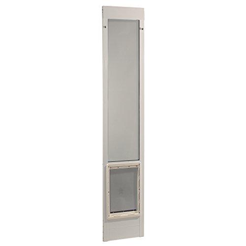Ideal Pet Products Fast Fit Aluminium Pet Terrasse Tür, 203,2cm