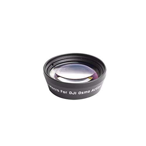 Hahuha  Macro Lens Macro HD Anti-Shake Portable Für DJI OSMO Action -