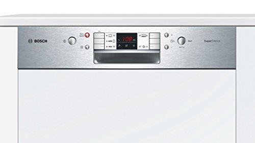 Bosch SMI59M35EU Serie 6 Geschirrspüler Teilintegriert / A++ / 266 kWh / 14 MGD / ActiveWater Technologie / DosierAssistent