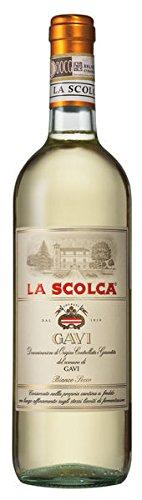 """La Scolca - Gavi Di Gavi """"Etichetta Bianca"""" - 3 Bottiglie da 0,75 lt."""