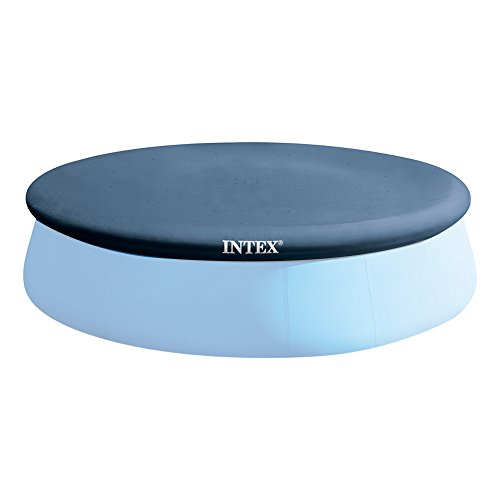 Intex Round Pool Cover - Poolabdeckplane - Ø 457 cm - Für Metal und Prism Frame Pool