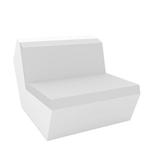 Vondom Faz Sofa Central Blanc