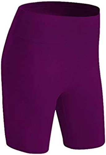 f5c9c25dcb80ca Mosstars& 10047;Damen Kurze Leggings Knielang Bequeme Dünn Hose Unter Rock  Stretch Yoga Shorts