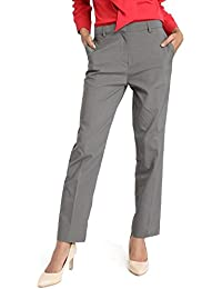 Ombre Lane Women's Straight Fit Pants
