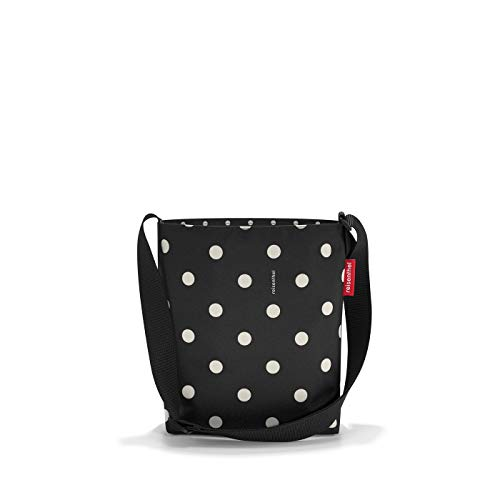 reisenthel shoulderbag S mixed dots Maße: 29 x 28,5 x 7,5 cm / Volumen: 4,7 l