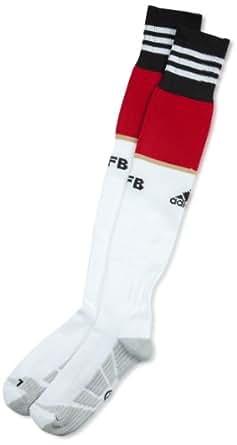 adidas Herren Socken Deutschland Home, White/Black/Victory Red S04, 37-39, G76479