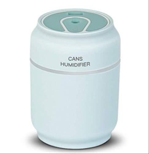 Befeuchtungsmittel Household Mini-Befeuchter USB Nachtlampe Befeuchter Kanister Nebulizer -