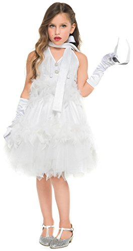 NEVAL MARILYN für KARNAVALKOSTÜME fancy dress halloween cosplay veneziano party 52371 Size 8/M (Marilyn Monroe Halloween-kostüm Für Kinder)