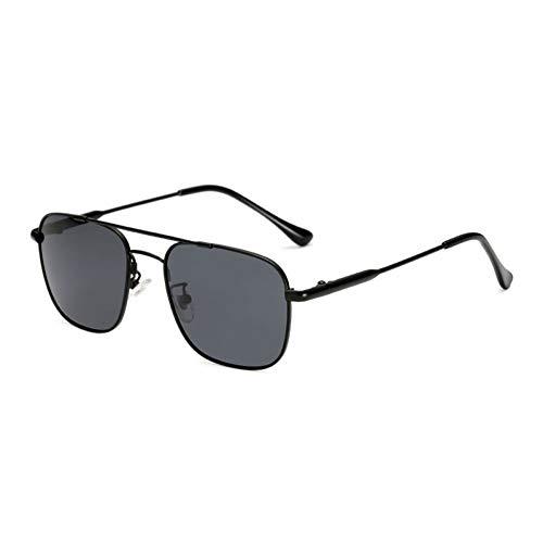 Kjwsbb Unisex Classic Sonnenbrillen Männer Hd Polarisierte Speicher Metall Fahren Männliche Sonnenbrille
