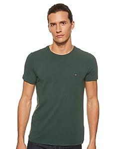 Tommy Hilfiger T-Shirt Camisa, Pine