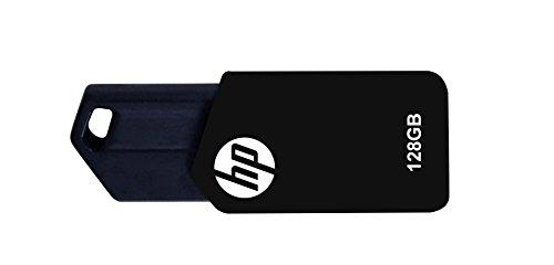 HP V150W USB 2.0 128GB Pen Drive (Black)